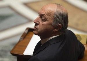 Французский министр: Иран сможет производить ядерное оружие в первой половине 2013 года