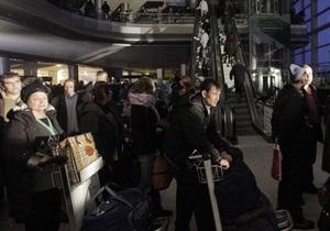 Оператор терминала Шереметьево опроверг данные о драке пассажиров с сотрудниками Аэрофлота