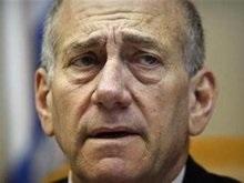 Израильский премьер Эхуд Ольмерт подал в отставку
