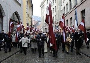 Глава МВД Латвии: Противостояние между латышами и русскоязычными в стране достигло пика