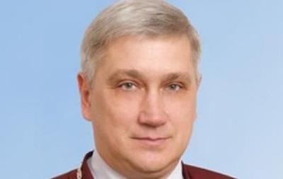 Умер судья Конституционного суда Сергейчук