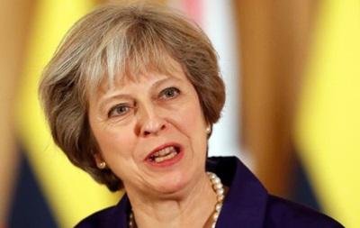 Мэй не намерена идти на компромисс по поводу Brexit