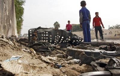 Два взрыва смертников в 2-х городах Ирака