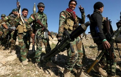 Иракские курды попросили у РФ военной помощи