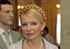 США настаивают на освобождении Тимошенко - посол