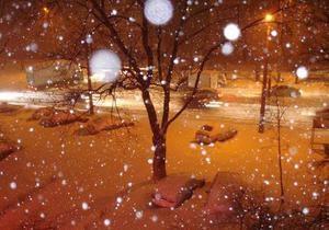 Хроники снегопада. Фотографии читателей Корреспондент.net