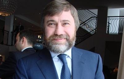 Новинский обещает вернуться в Украину во вторник