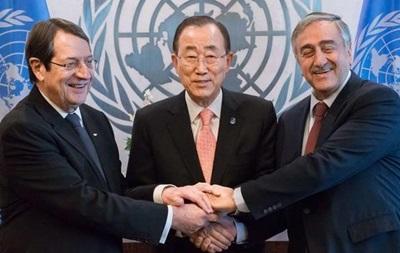 В ООН надеются на решение кипрского вопроса до конца года