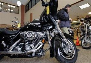 Harley-Davidson решил отозвать 300 тысяч мотоциклов