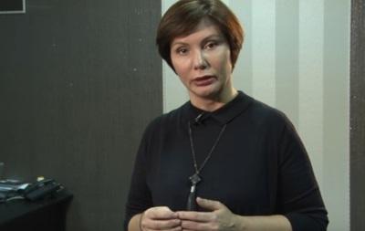 Экс-регионалка Бондаренко займется политзаключенными в Украине