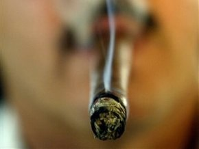 В Борисполе задержали контрабандную партию кубинских сигар