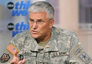 Генерал армии США опроверг сообщения WikiLeaks о пытках в Ираке