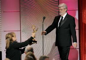 Создатель Звездных войн впервые получил премию Эмми
