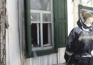 В Киевской области мужчина заживо сжег двух своих коллег, еще трое получили ожоги
