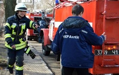 В Днепре сгорела школа: есть жертвы
