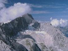 В австрийских горах найдено тело пропавшего украинца