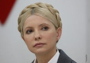 Тимошенко об Азарове: Нужно оставить в покое этого пожилого уставшего человека