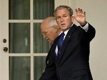 В США рассматривают возможность повесить Буша и Чейни