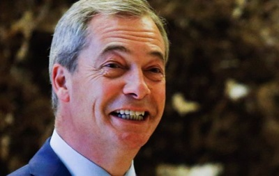 Трамп встретился с лидером британской партии независимости Фараджем