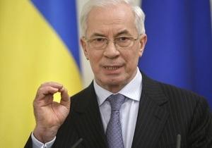 Премьер сожалеет о том, что украинцы привыкли к  польским яблокам, турецким помидорам, египетской картошке