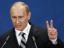Путина признали самым влиятельным человеком в мире