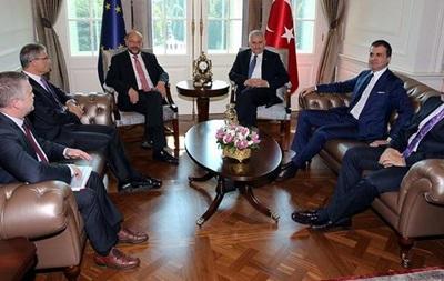 Глава Европарламента грозит Анкаре санкциями