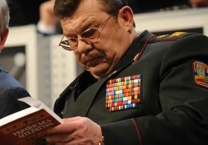 Кузьмук: В армии будет использоваться исключительно украинский язык