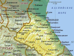 В Дагестане убит полковник милиции