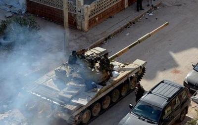 ЕС ввел санкции против 17 сирийских министров