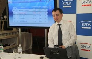 STADA CIS увеличил объемы продаж в Украине на 64% в гривнах