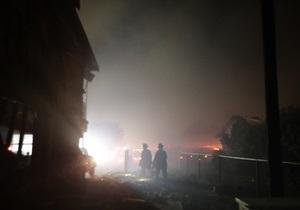 США - взрыв - В США на химическом заводе прогремели мощные взрывы, 24 человека пропали без вести
