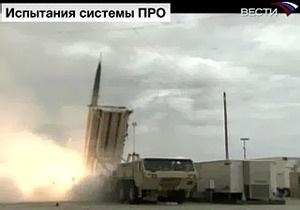 США провели успешное испытание ракеты-перехватчика создаваемой системы ПРО