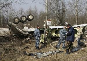 МАК опубликует все переговоры диспетчеров во время крушения польского Ту-154
