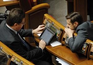 Рада не будет рассматривать вопрос о сдаче ГТС в аренду до пояснений Бойко по переговорам с РФ