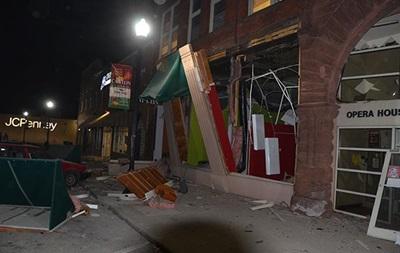 Взрыв в США: один человек погиб, 10 пострадали