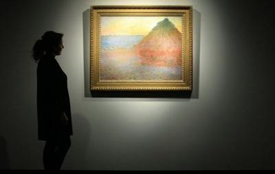 Картина Моне ушла с молотка за рекордную цену