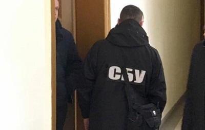 Во Львове идет обыск в кабинете первого заммэра