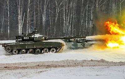 В РФ подняли по тревоге армию у границ с Украиной