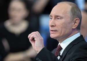 Путин предложил провести в интернете дискуссию о прозрачности президентских выборов
