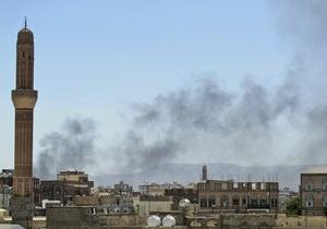 В столице Йемена закрыли международный аэропорт из-за идущих поблизости боев