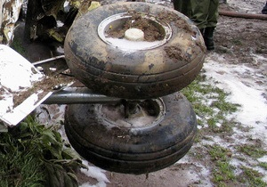 В России разбился самолет с парашютистами