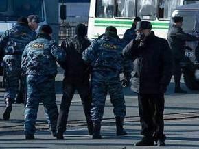 Во Владивостоке на акции протеста задержаны сотни автомобилистов