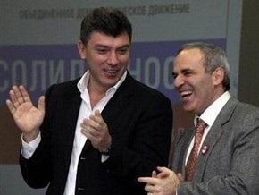 Солидарность выдвинула Бориса Немцова кандидатом на пост мэра Сочи