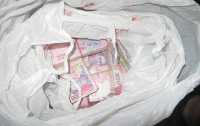 В ДНР пытались провезти почти два миллиона гривен