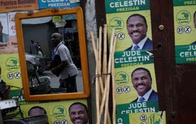 На Гаити проходят президентские выборы