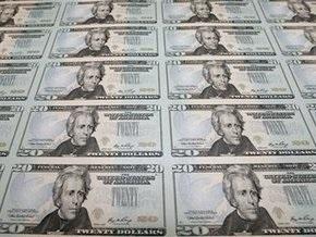 Курс продажи наличного доллара составляет 7,75-7,78 гривны