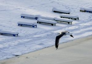 Жертвами морозов стали уже сотни европейцев