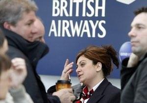 British Airways провела удачный тестовый полет над Великобританией