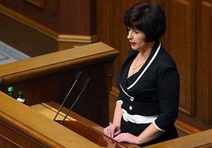 Оппозиция обжаловала в суде избрание уполномоченного по правам человека