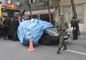 В Иране арестовали 20 человек, подозреваемых в убийстве физиков-ядерщиков